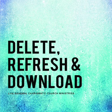 Delete, Refresh and Download