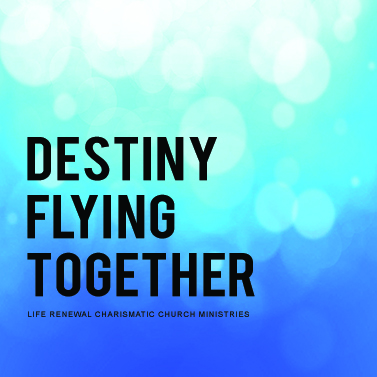 Destiny Flying Together