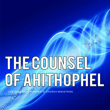 The counsel of Ahithophel